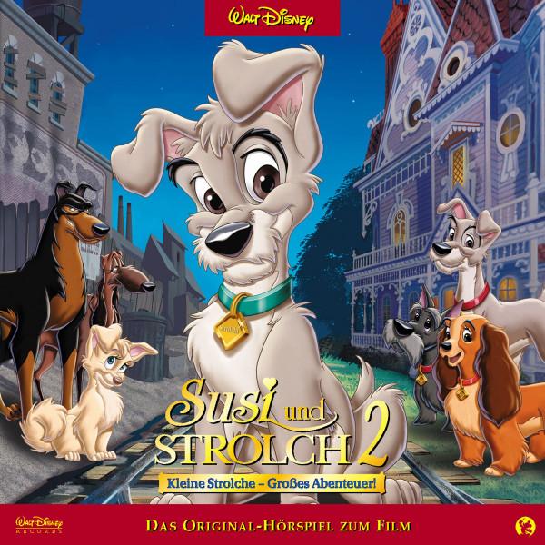 Disney - Susi und Strolch 2