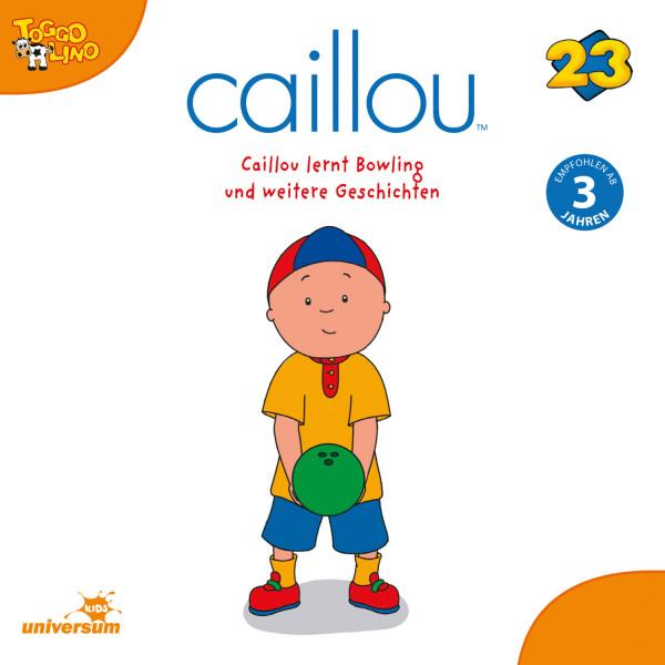 Caillou - Folgen 251-259: Caillou lernt Bowling