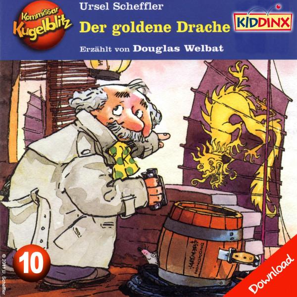 Kommissar Kugelblitz - Der goldene Drache - Folge 10