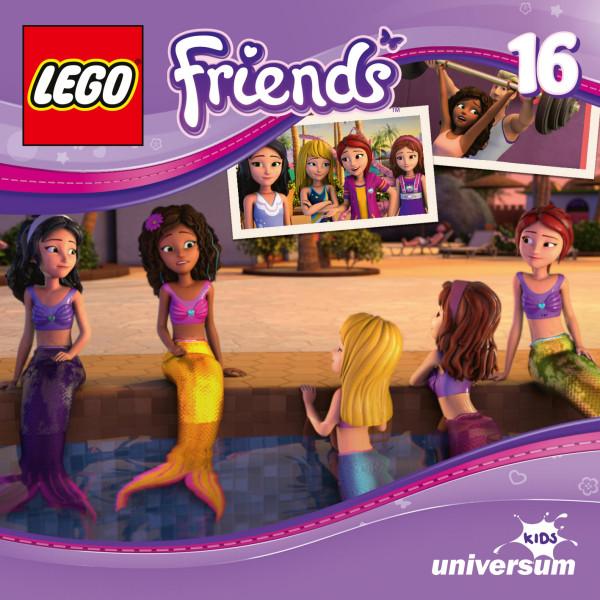 LEGO Friends: Folge 16: Die verliebte Andrea