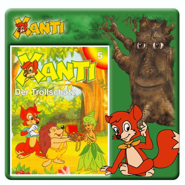 Xanti - Der Trollschatz - Folge 5