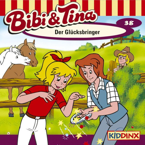 Bibi & Tina - Folge 38: Der Glücksbringer