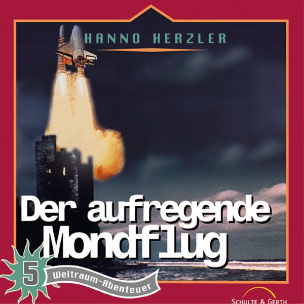 Weltraum-Abenteuer - Der aufregende Mondflug - Weltraum-Abenteuer - Folge 5