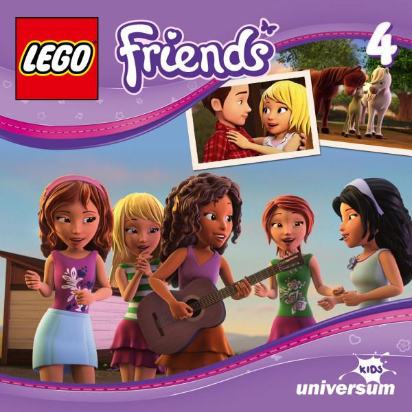 LEGO Friends: Folge 04: Ein Wochenende auf dem Bauernhof