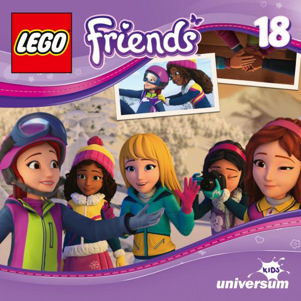 LEGO Friends: Folge 18: Mias Snowboardrennen