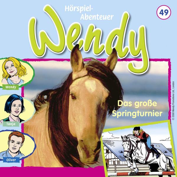 Wendy - Das große Springturnier - Folge 49