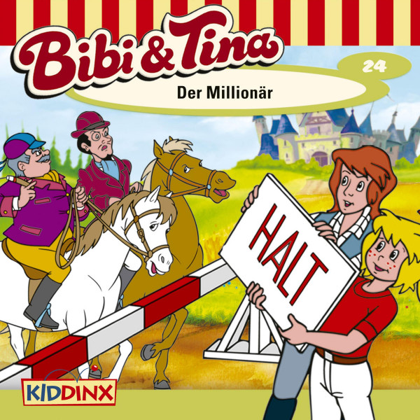 Bibi & Tina - Folge 24: Der Millionär