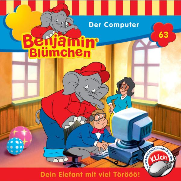 Benjamin Blümchen - Der Computer - Folge 63