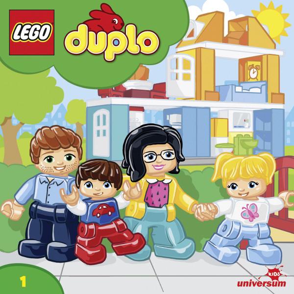 LEGO Duplo Folgen 1-4: Ein neues Zuhause