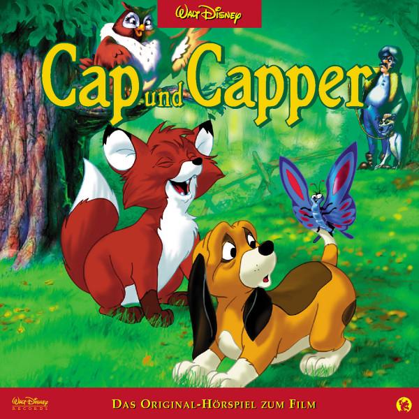 Disney - Cap und Capper