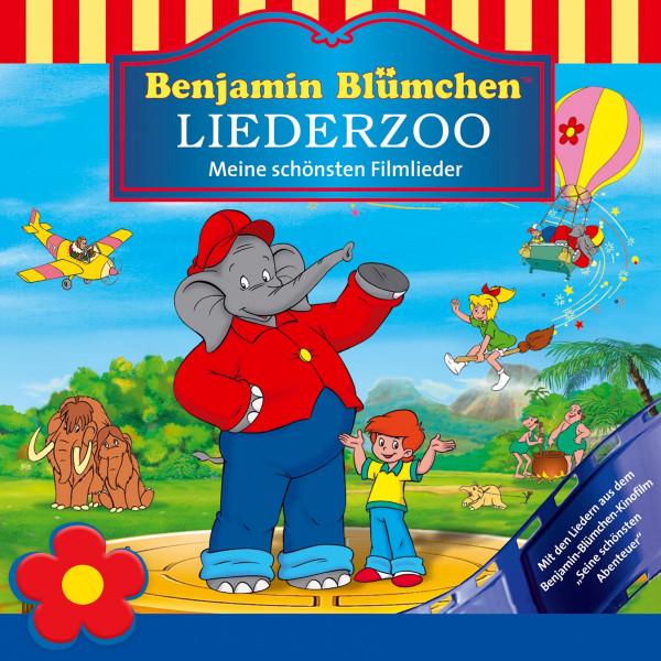 Benjamin Blümchen Liederzoo: Meine schönsten Filmlieder