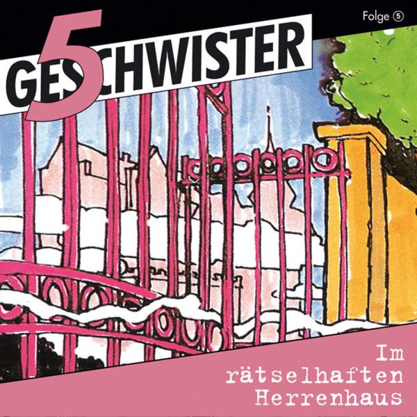 5 Geschwister - 05: Im rätselhaften Herrenhaus