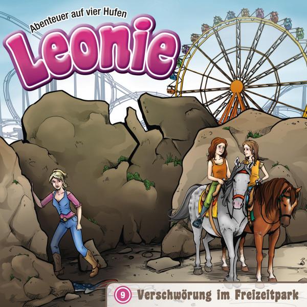 Leonie - Abenteuer auf vier Hufen - 09: Verschwörung im Freizeitpark