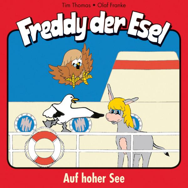 Freddy der Esel - Auf hoher See - Folge 10