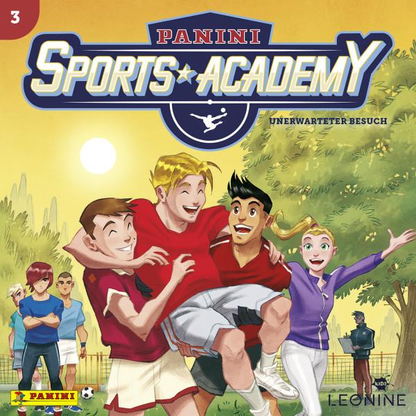 Panini Sports Academy (Fußball) - Folge 03: Unerwarteter Besuch