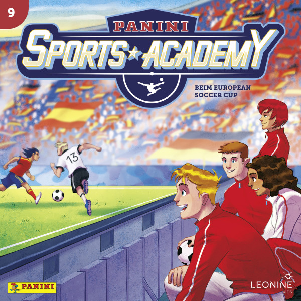 Panini Sports Academy (Fußball) - Folge 09: Beim European Soccer Cup