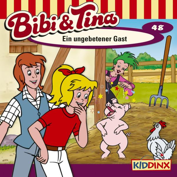 Bibi & Tina - Folge 48: Ein ungebetener Gast