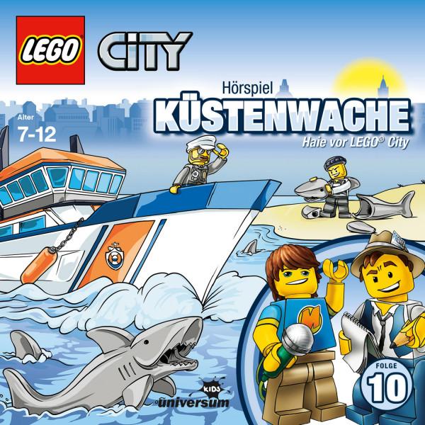 LEGO City: Folge 10 - Küstenwache - Haie vor LEGO City