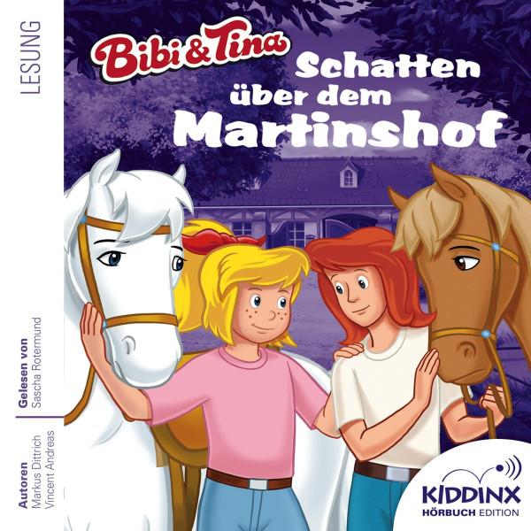 Bibi & Tina Hörbuch - Schatten über dem Martinshof - Folge 1