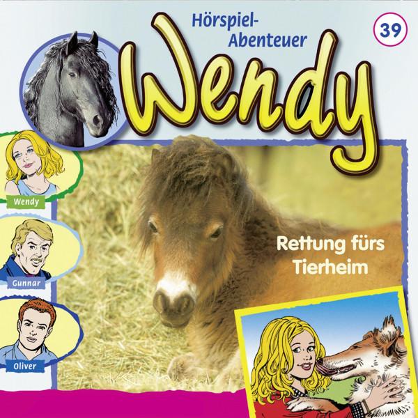 Wendy - Rettung fürs Tierheim - Folge 39