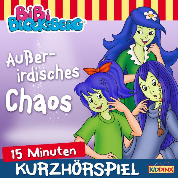 Bibi Blocksberg - Kurzhörspiel - Außerirdisches Chaos
