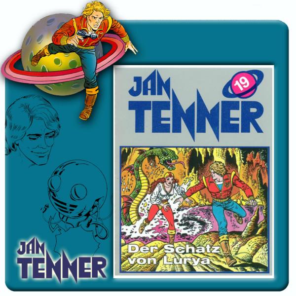 Jan Tenner Classics - Der Schatz von Lurya - Folge 19