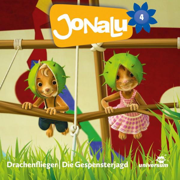JoNaLu: Folgen 7-8: Drachenflieger