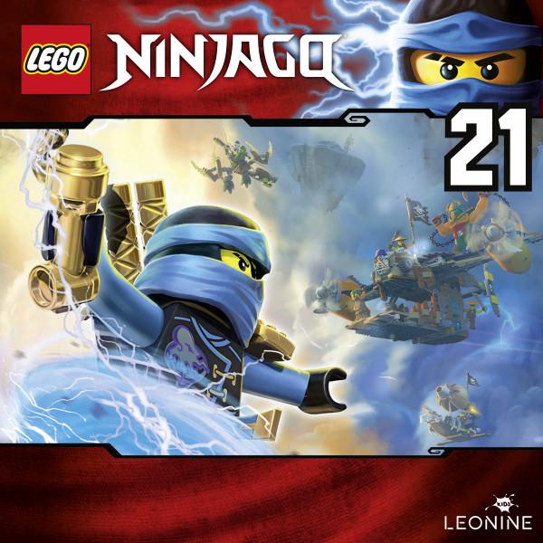 LEGO Ninjago - Folgen 55-56: Der Geist aus der Teekanne