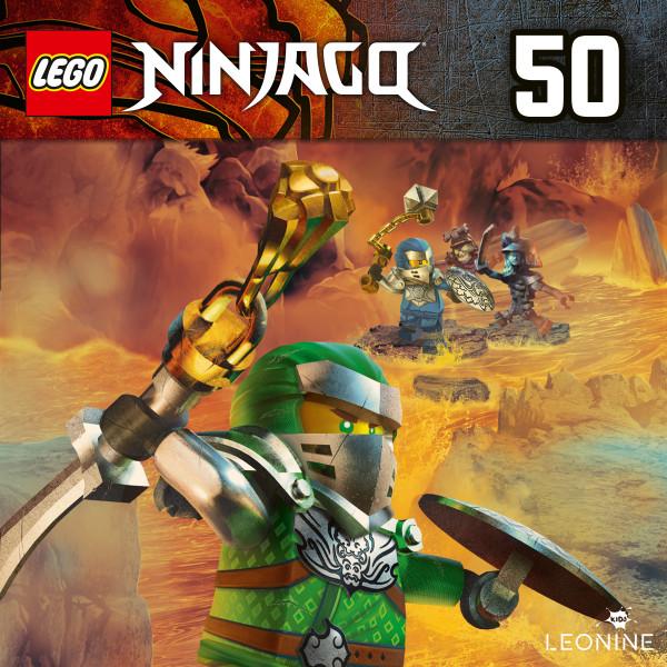 LEGO Ninjago - Folgen 155-160: Der Gigant-Drache