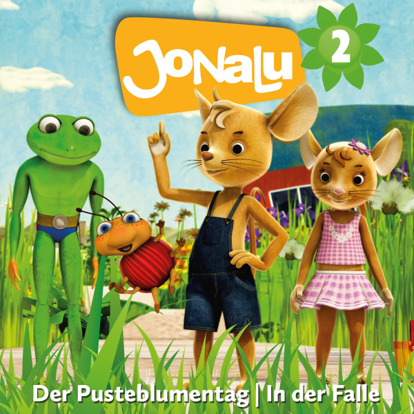 JoNaLu: Folgen 3-4: Der Pusteblumentag