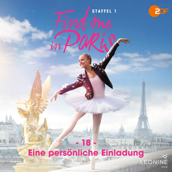Find me in Paris - Folge 18: Eine persönliche Einladung