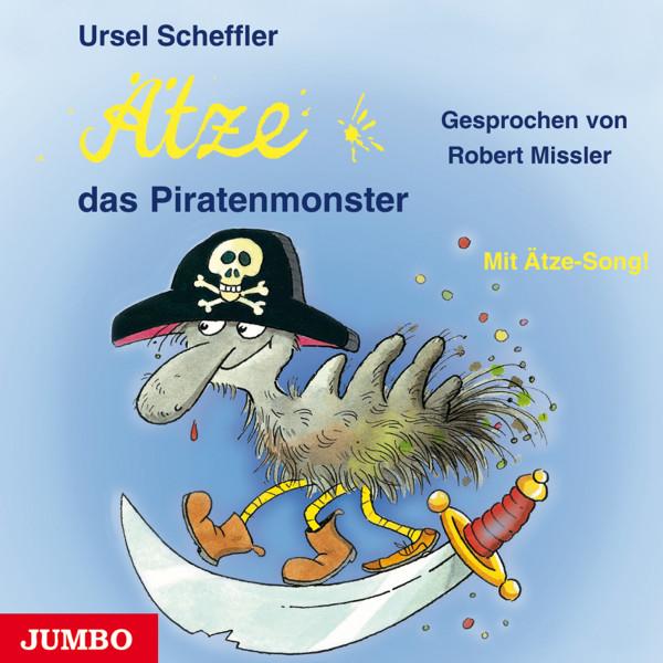 Ätze, das Piratenmonster