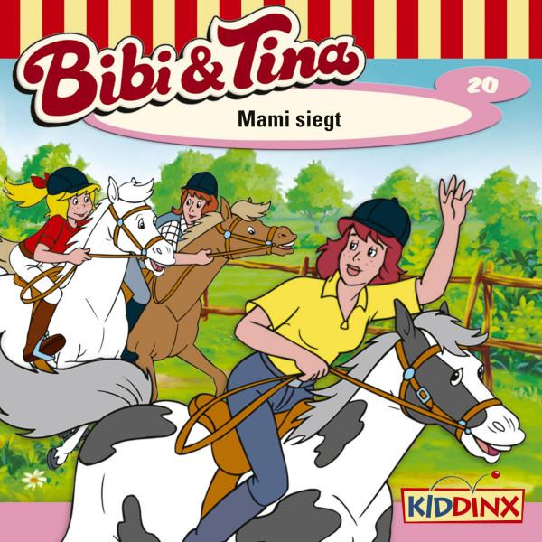 Bibi & Tina - Folge 20: Mami siegt