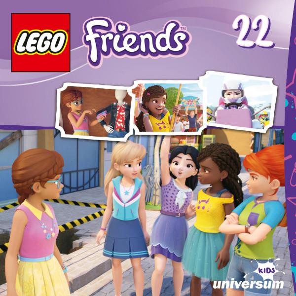 LEGO Friends: Folgen 26-28: Rettet Hazels Laden