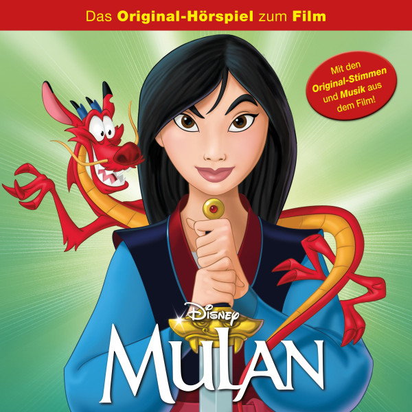 Mulan Hörspiel - Mulan (Das Original-Hörspiel zum Disney Film)