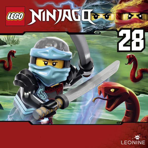 LEGO Ninjago - Folgen 72-74: Familientreffen