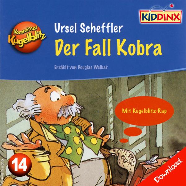 Kommissar Kugelblitz - Der Fall Kobra - Folge 14