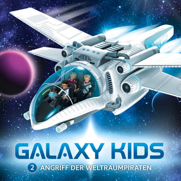 Galaxy Kids - 02: Angriff der Weltraumpiraten