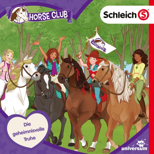 Schleich Horse Club - Folge 01: Die geheimnisvolle Truhe