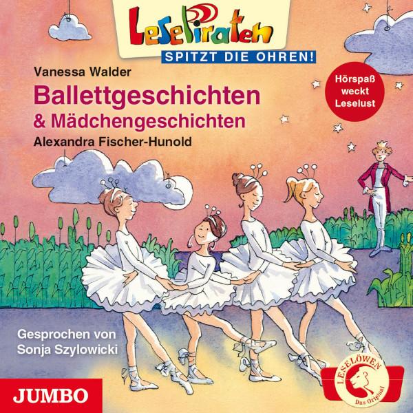 Lesepiraten. Balletgeschichten und Mädchengeschichten