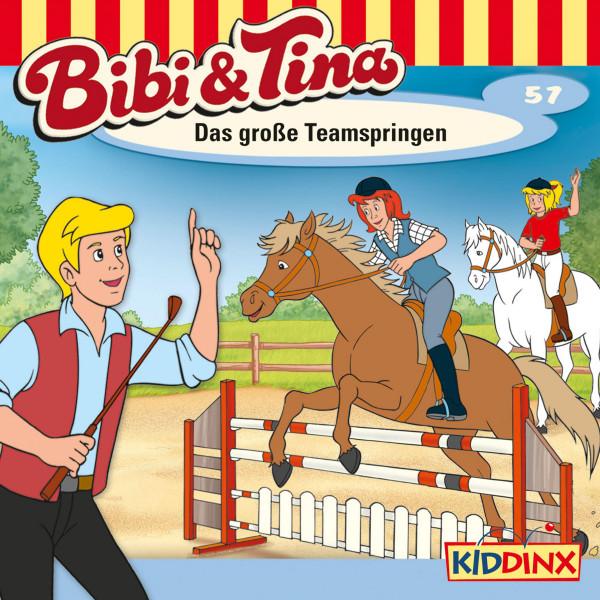 Bibi & Tina - Folge 57: Das große Teamspringen