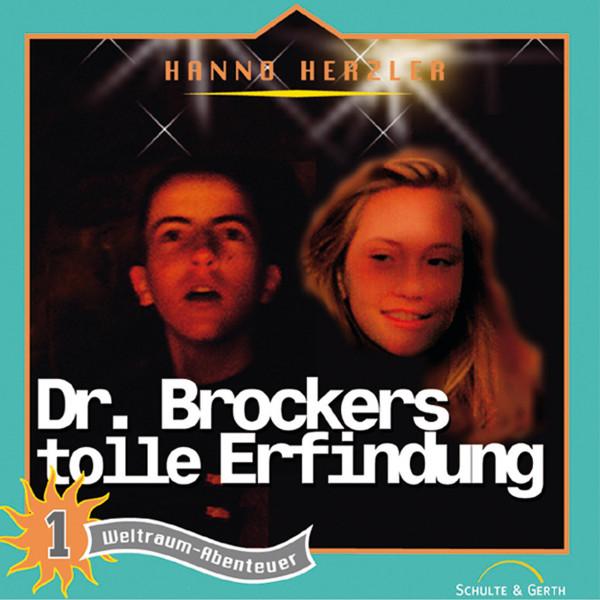 Weltraum-Abenteuer - Dr. Brockers tolle Erfindung - Weltraum-Abenteuer - Folge 1