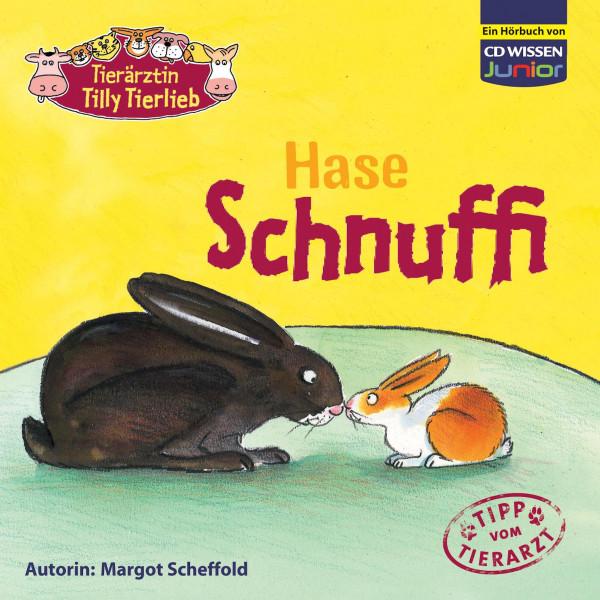 CD WISSEN Junior - Tierärztin Tilly Tierlieb - Hase Schnuffi