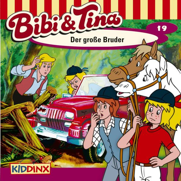 Bibi & Tina - Folge 19: Der große Bruder