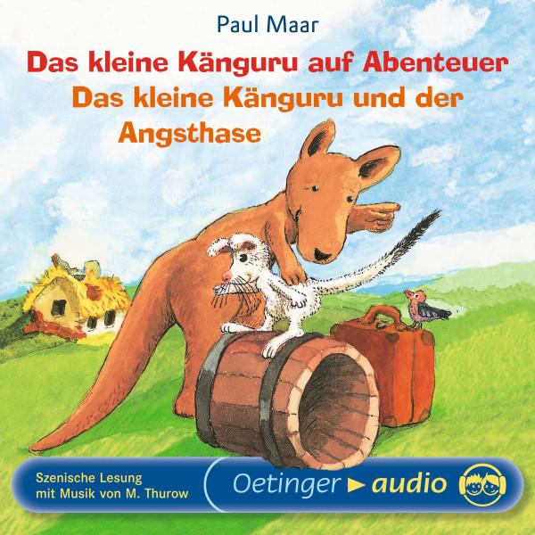 Das kleine Känguru auf Abenteuer / Das kleine Känguru und der Angsthase - Hörspiel
