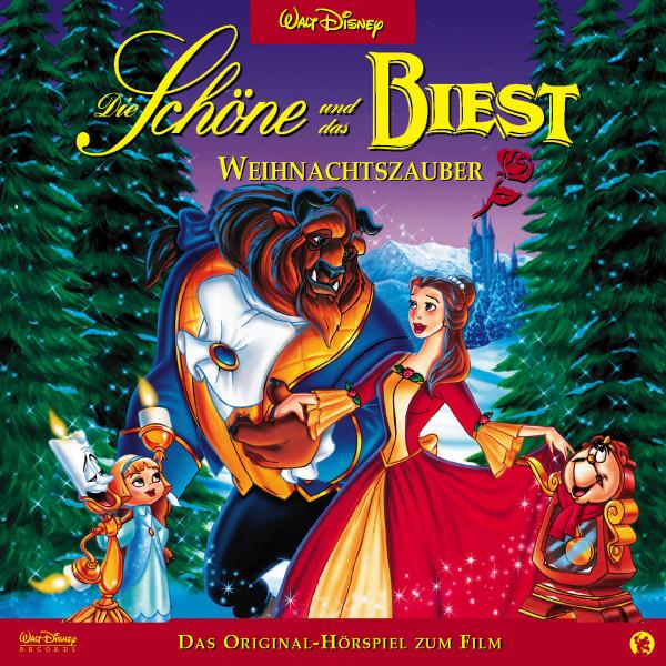 Disney - Die Schöne und das Biest - Weihnachtszauber