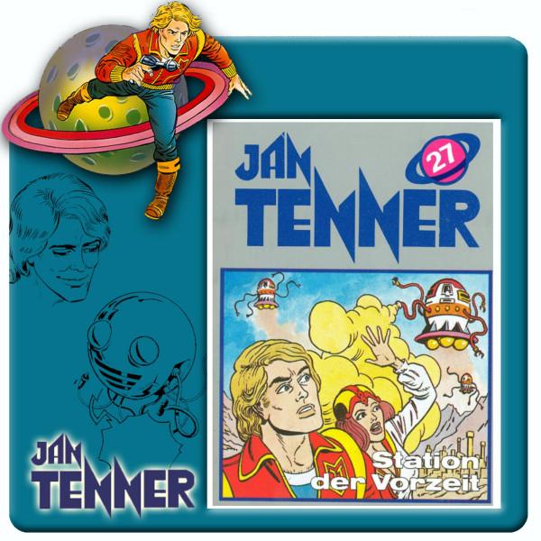 Jan Tenner Classics - Station der Vorzeit - Folge 27