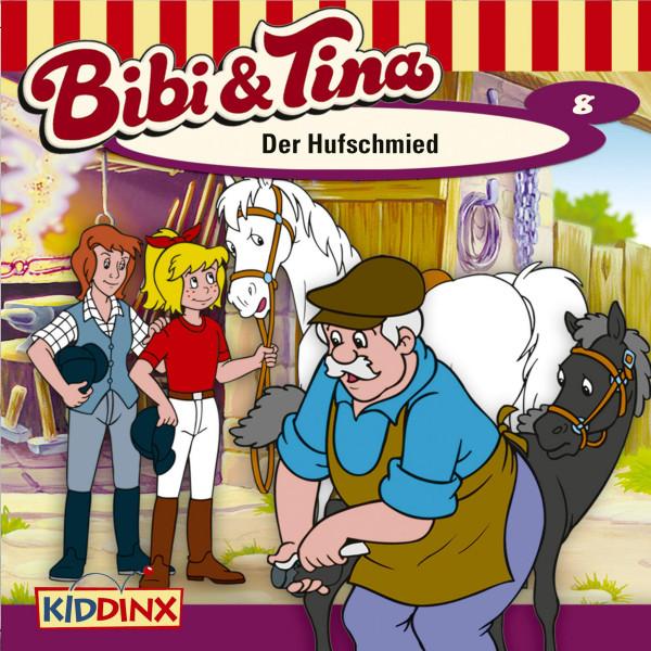 Bibi & Tina - Folge 8: Der Hufschmied