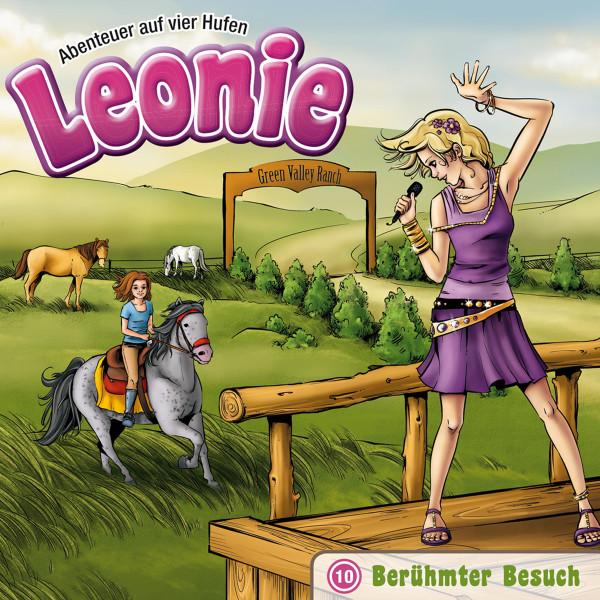 Leonie - Abenteuer auf vier Hufen - 10: Berühmter Besuch
