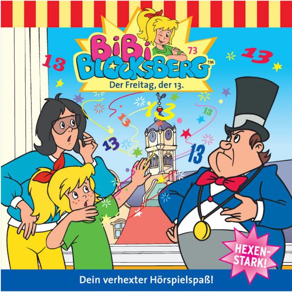 Bibi Blocksberg - Folge 73: Freitag, der 13.